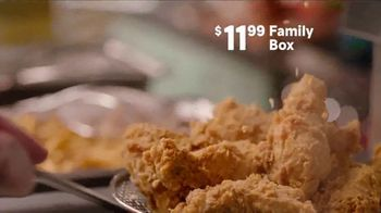 Popeyes Family Box TV Spot, 'Proud To Care For Yours: $11.99' - Thumbnail 3