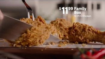Popeyes Family Box TV Spot, 'Proud To Care For Yours: $11.99' - Thumbnail 5