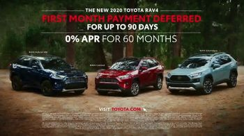 2020 Toyota RAV4 TV Spot, 'Start the Car' Song by So Many Wizards [T1] - Thumbnail 10