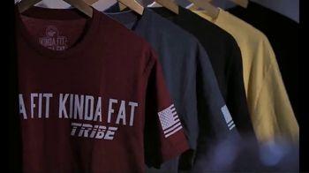 Kinda Fit Kinda Fat Apparel TV Spot, 'Fitness and Food' - Thumbnail 3