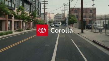 2020 Toyota Corolla TV Spot, 'The Pack' Song by Alex Britten, AX UX [T1] - Thumbnail 9
