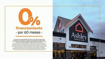Ashley HomeStore TV Spot, 'Programa de alivio Ashley Cares' [Spanish] - Thumbnail 7