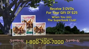 CBN Superbook TV Spot, 'Seasons 1-5' - Thumbnail 4