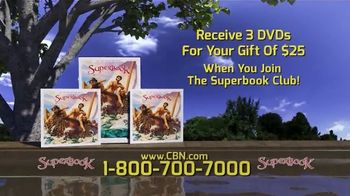 CBN Superbook TV Spot, 'Seasons 1-5' - Thumbnail 5