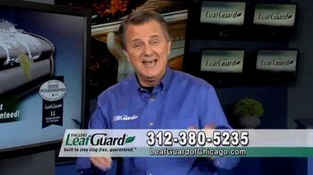 LeafGuard of Chicago $99 Install Sale TV Spot, 'Overflowing Gutters' - Thumbnail 9