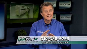 LeafGuard of Chicago $99 Install Sale TV Spot, 'Overflowing Gutters'