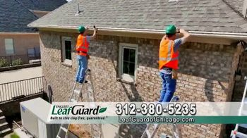 LeafGuard of Chicago $99 Install Sale TV Spot, 'Overflowing Gutters' - Thumbnail 5
