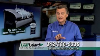 LeafGuard of Chicago $99 Install Sale TV Spot, 'Overflowing Gutters' - Thumbnail 6
