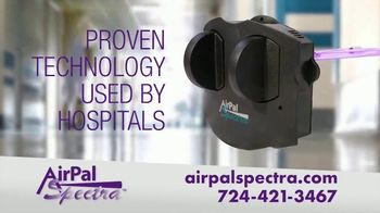 AirPal Spectra TV Spot, 'Protect' - Thumbnail 4