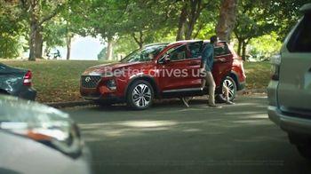 Hyundai Santa Fe TV Spot, 'Dad, Look' Song by Cayucas [T1] - Thumbnail 10