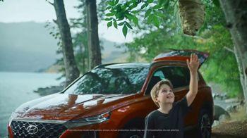 Hyundai Santa Fe TV Spot, 'Dad, Look' Song by Cayucas [T1] - Thumbnail 2