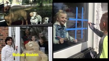 Wallside Windows TV Spot, 'Families: Virtual Estimate' - Thumbnail 2