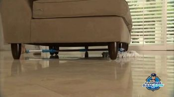 Clean Police Sani-Spin TV Spot, 'The Next Generation of Mopping' - Thumbnail 2
