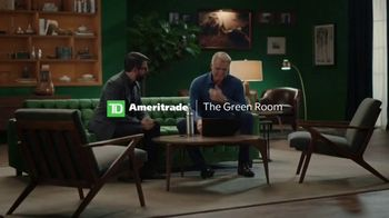 TD Ameritrade TV Spot, 'Green Room: Rocky Trades' Featuring Dolph Lundgren - Thumbnail 1