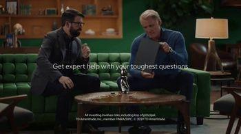 TD Ameritrade TV Spot, 'Green Room: Rocky Trades' Featuring Dolph Lundgren - Thumbnail 10