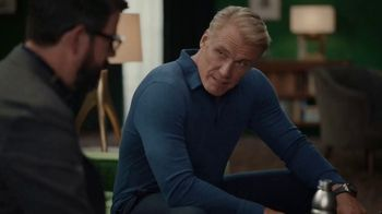 TD Ameritrade TV Spot, 'Green Room: Rocky Trades' Featuring Dolph Lundgren - Thumbnail 2
