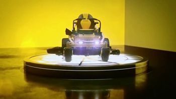 Cub Cadet Ultima Series TV Spot, 'Step Up to the Ultimate All-Around Mowing Experience ' - Thumbnail 3