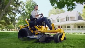 Cub Cadet Ultima Series TV Spot, 'Step Up to the Ultimate All-Around Mowing Experience ' - Thumbnail 6