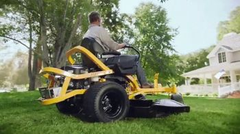 Cub Cadet Ultima Series TV Spot, 'Step Up to the Ultimate All-Around Mowing Experience ' - Thumbnail 7