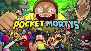 Pocket Mortys TV Spot, 'Raid Boss: Hepatitis A' - Thumbnail 2