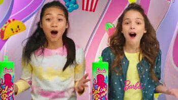 Barbie Color Reveal Foodie Series TV Spot, 'Smells like Popcorn' - Thumbnail 2