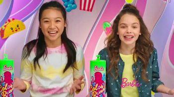 Barbie Color Reveal Foodie Series TV Spot, 'Smells like Popcorn'