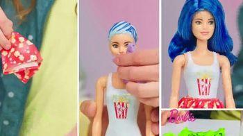 Barbie Color Reveal Foodie Series TV Spot, 'Smells like Popcorn' - Thumbnail 4