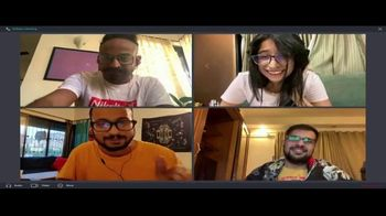 JioSaavn TV Spot, 'Meeting Dance-Off: Bom Diggy' Song by Zack Knight & Jasmin Walia - Thumbnail 4