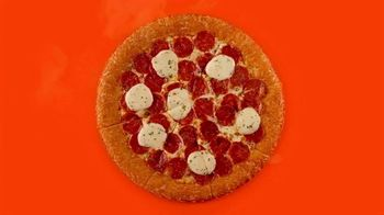 Little Caesars Pizza Pepperoni Cheeser! Cheeser! TV Spot, 'You Got What I Like: Free Delivery' - Thumbnail 1