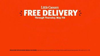 Little Caesars Pizza Pepperoni Cheeser! Cheeser! TV Spot, 'You Got What I Like: Free Delivery' - Thumbnail 10