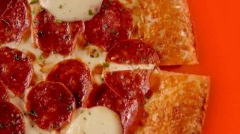 Little Caesars Pizza Pepperoni Cheeser! Cheeser! TV Spot, 'You Got What I Like: Free Delivery' - Thumbnail 2