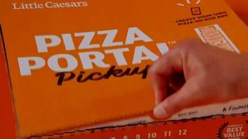 Little Caesars Pizza Pepperoni Cheeser! Cheeser! TV Spot, 'You Got What I Like: Free Delivery' - Thumbnail 4
