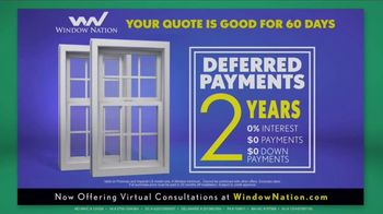 Window Nation TV Spot, 'Deferred Payments for Two Years' - Thumbnail 5