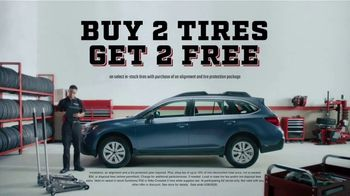 Big O Tires TV Spot, 'Tire Leak: Buy Two, Get Two Tires Free' - Thumbnail 5