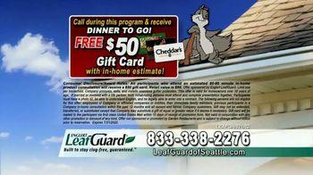 LeafGuard of Seattle $99 Install Sale TV Spot, 'Doctor's Advice' - Thumbnail 9