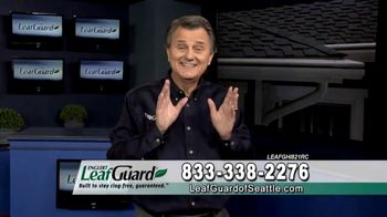 LeafGuard of Seattle $99 Install Sale TV Spot, 'Doctor's Advice'