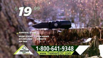 Trekker EDC TV Spot, 'Portable Powerhouse' - Thumbnail 8