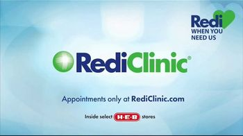 RediClinic TV Spot, 'Now Open: Appointments Only' - Thumbnail 7