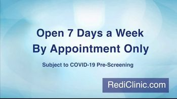 RediClinic TV Spot, 'Now Open: Appointments Only' - Thumbnail 4
