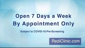 RediClinic TV Spot, 'Now Open: Appointments Only' - Thumbnail 5