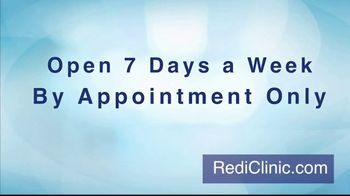 RediClinic TV Spot, 'Now Open: Appointments Only' - Thumbnail 6