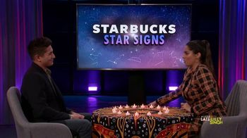 Starbucks TV Spot, 'A Little Late With Lilly Singh' [In Show Integration] - Thumbnail 10