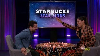 Starbucks TV Spot, 'A Little Late With Lilly Singh' [In Show Integration] - Thumbnail 8