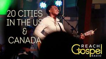 Reach Gospel Radio TV Spot, 'America's New Address' - 2 commercial airings