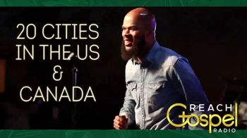 Reach Gospel Radio TV Spot, 'America's New Address' - Thumbnail 6