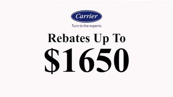 Carrier Corporation TV Spot, 'Comfort' - Thumbnail 7