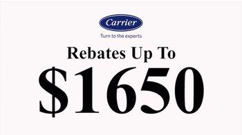 Carrier Corporation TV Spot, 'Comfort' - Thumbnail 8