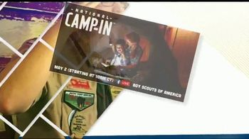 Boy Scouts of America TV Spot, 'National Camp In' - Thumbnail 8