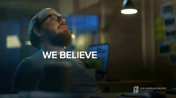Los Angeles Pacific University TV Spot, 'We Believe' - Thumbnail 1