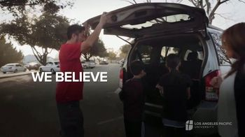 Los Angeles Pacific University TV Spot, 'We Believe' - Thumbnail 3
